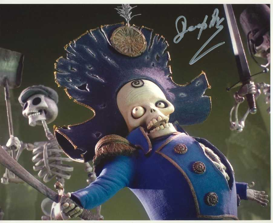 Deep Roy Autograph Signed 8x10 Photo