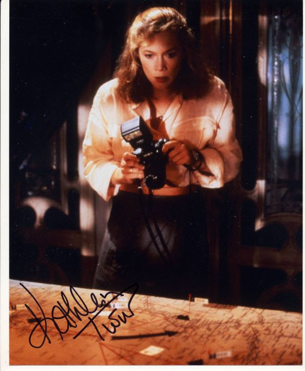 Kathleen Turner Autograph Signed 10x8 Photo