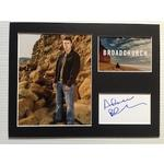 Andrew Buchan Autograph Signed 12x16 Display