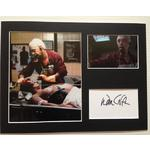 Don Calfa Autograph Signed 12x16 Display