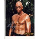 Michael Berryman Autograph Signed 10x8 Photo