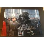 Dave Prowse Autograph Signed 11x14 Photo