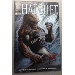 Adam Green Autograpj Signed Hatchet Comic Issue 0 V2