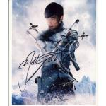 Byung-Hun Lee Autograph Signed 10x8 Photo