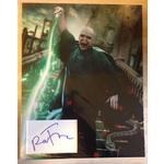 Ralph Fiennes Autograph Signed 11x14 Display