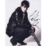 Christian Cooke Autograph Signed 10x8 Photo