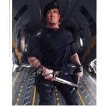 Sylvester Stallone Autograph Signed 10x8 Photo