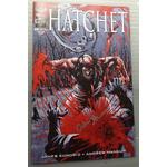 Adam Green Autograph Signed Hatchet Comic Issue 0 V3