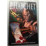 Adam Green Autograph Signed Hatchet Comic Issue 0 V4