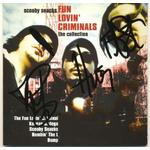 Fun Lovin' Criminals Autographs Signed The Collection CD Cover