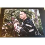 Donnie Yen Autograph Signed 11x14 Photo