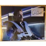 Arthur Darvill Autograph Signed 11x14 Display