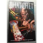 Adam Green Autograph Signed Hatchet Comic Issue 0 V1