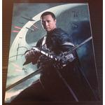 Donnie Yen Autograph Signed 14x11 Photo