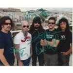 Anthrax Autograph Fully Signed 8x10 Photo