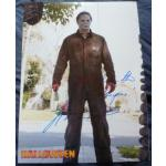 Tyler Mane Autograph Signed 16x12 Photo