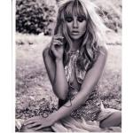 Suki Waterhouse Autograph Signed 10x8 Photo