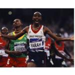Mo Farah Autograph Signed 8x10 Photo