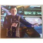 Jason Isaacs Autograph Signed 11x14 Photo