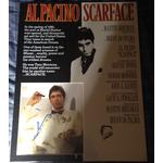 Al Pacino Autograph Signed 20x16 Display