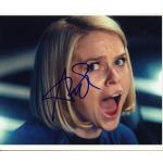 Alice Eve Autograph Signed 8x10 Photo