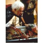 Don Calfa Autograph Signed Return Living Dead 8x10 Photo (8338)