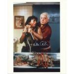 Don Calfa Autograph Signed Return Living Dead 8x10 Photo (8356)
