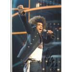 Jamie Archer Autograph X-Factor Signed 8x12 Photo (0309)