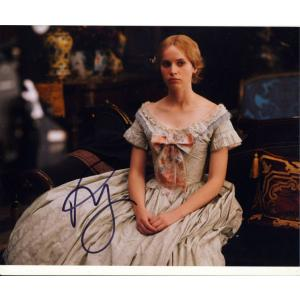 Felicity Jones Autograph Signed 8x10 Photo