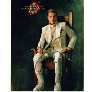 Josh Hutcherson Autograph Signed 10x8 Photo
