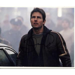 Tom Cruise Autograph Signed 8x10 Photo