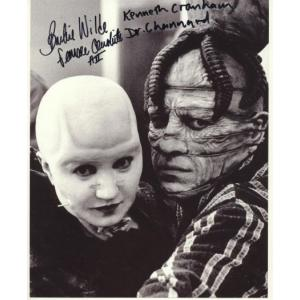 Hellraiser Signed by 2 8x10 Photo