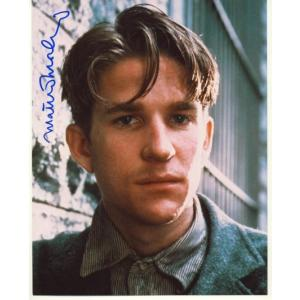 Matthew Modine Autograph Signed 8x10 Photo