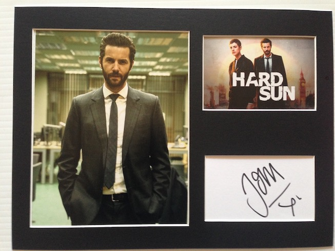 Jim Sturgess Autograph Signed 12x16 Display