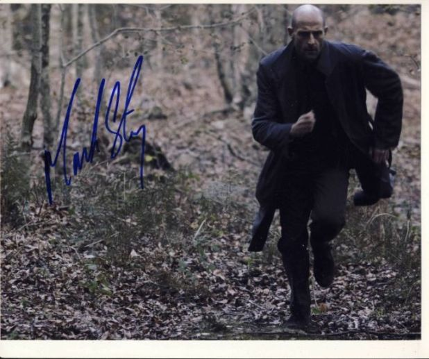 Mark Strong Autograph Signed 8x10 Photo