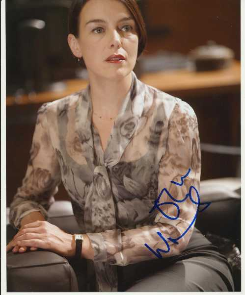 Olivia Williams Autograph Signed 10x8 Photo (1564)