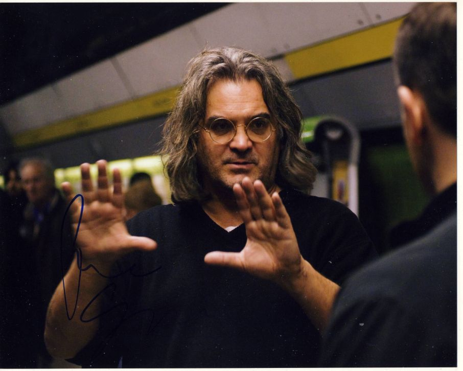 Paul Greengrass Autograph Signed 8x10 Photo