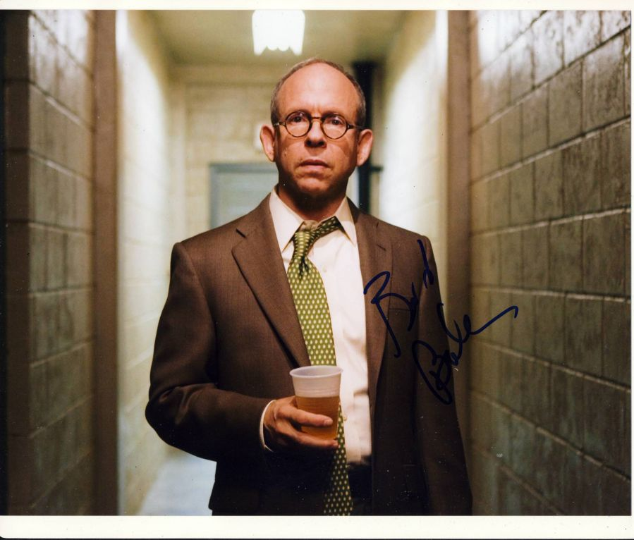Bob Balaban Autograph Signed 8x10 Photo