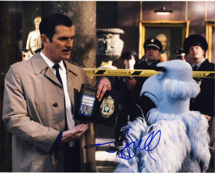 Ty Burrell Autograph Signed 8x10 Photo