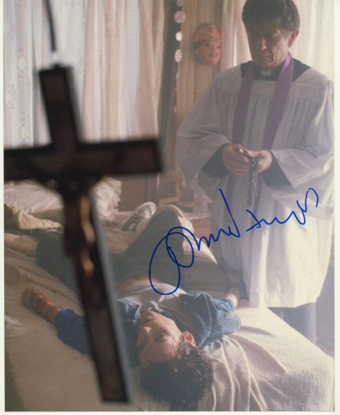 John Hurt Autograph Signed 10x8 Photo