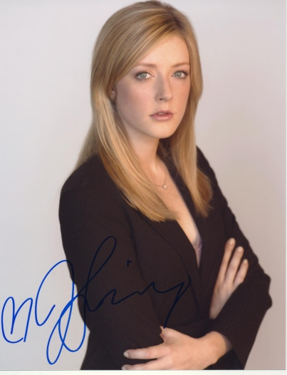 Jennifer Finnigan Autograph Signed 10x8 Photo (3373)