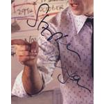 Stephen Mangan Autograph Signed 10x8 Photo (IMPERFECT)