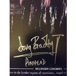 Hellraiser Cast Shot Signed by 4 Signed 16x12 Photo (8679)