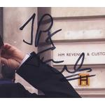 Tom Walker AKA Jonathan Pie Autograph Signed 8x10 (IMPERFECT)