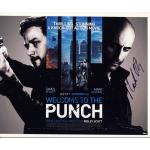 James McAvoy & Mark Strong Autographs Signed 8x10 Photo