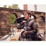 Sam Claflin Autograph Signed 8x10 Photo