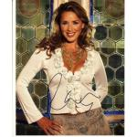Claire Sweeney Autograph Signed 10x8 Photo