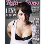Lena Dunham Autograph Signed 10x8 Photo