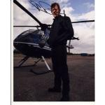Jason Flemyng Autograph Primeval Signed 10x8 Photo