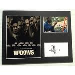 Steve McQueen Autograph Signed 12x16 Display